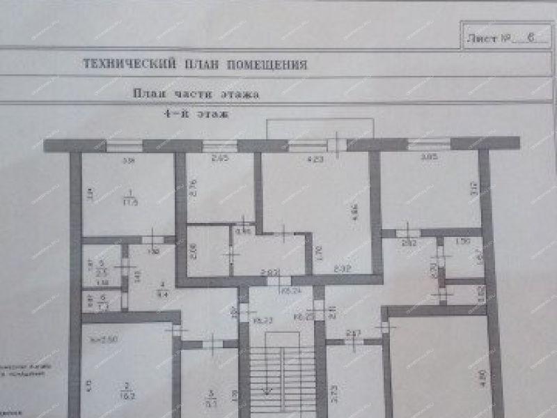 двухкомнатная квартира на улице Квартал Народной Стройки дом 6 город Кулебаки