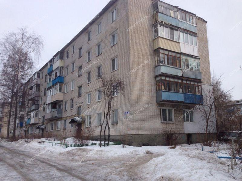 однокомнатная квартира на улице Карла Либкнехта дом 35 город Балахна