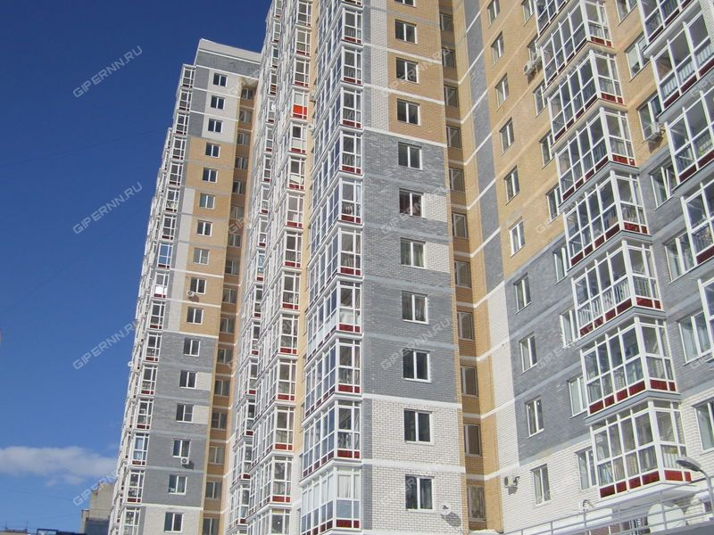 однокомнатная квартира на улице Тимирязева дом 3 к2