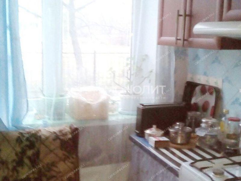 двухкомнатная квартира на улице Галкина дом 7а город Дзержинск
