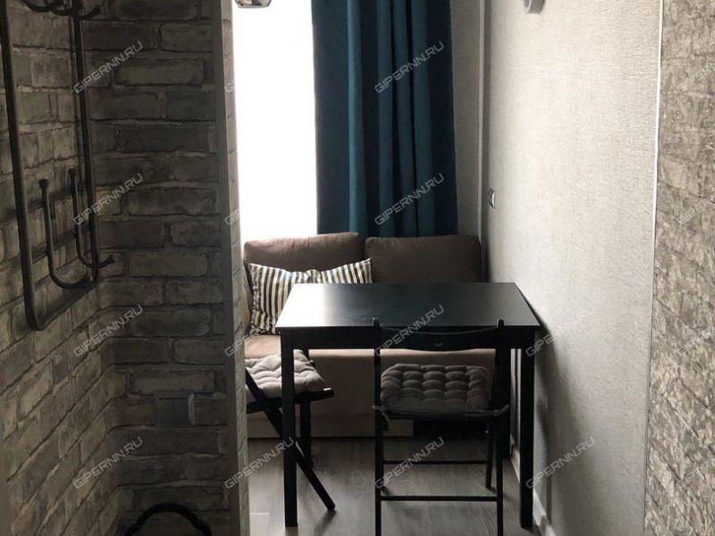 однокомнатная квартира на улице Бурнаковская дом 57