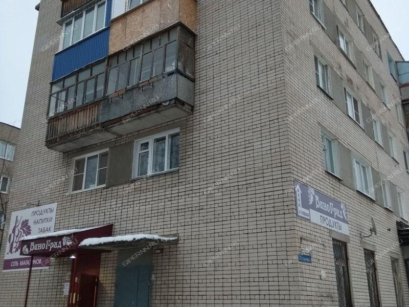однокомнатная квартира на улице Бутлерова дом 38 город Дзержинск