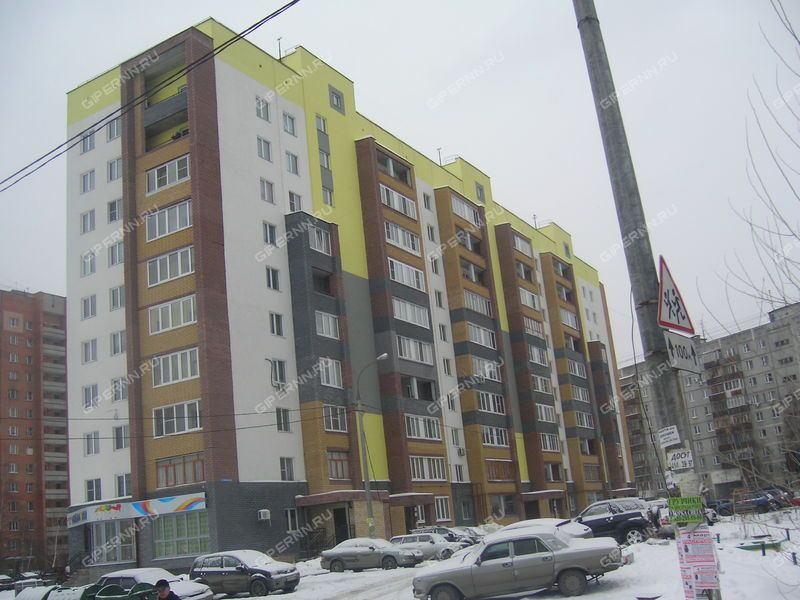 улица Сергея Акимова, 22б фото