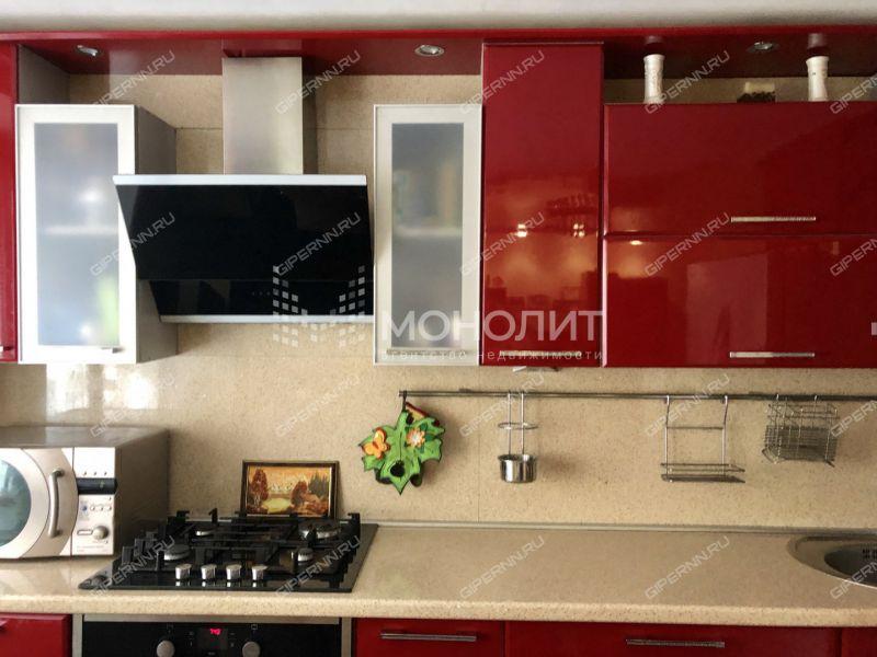 трёхкомнатная квартира на Горной улице дом 11 к1