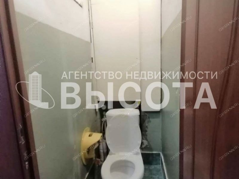 двухкомнатная квартира на улице Артёмовская дом 30