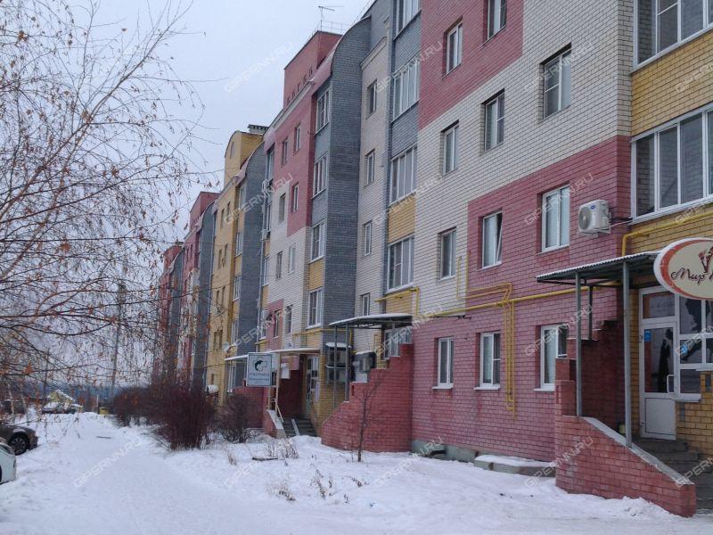 однокомнатная квартира на улице Зелёная дом 26 город Кстово