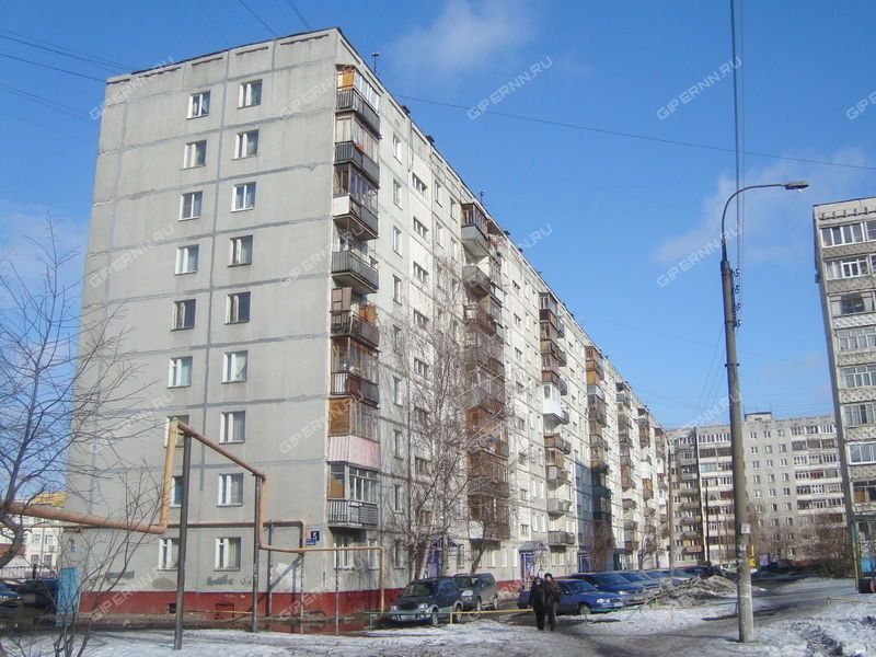 трёхкомнатная квартира на улице Строкина дом 5