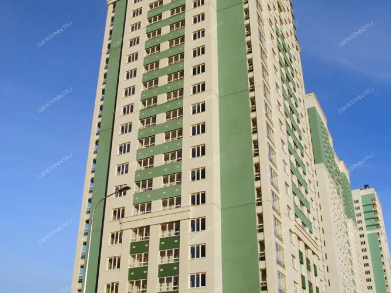 двухкомнатная квартира на улице Левобережная дом 3