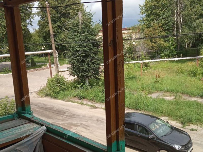 однокомнатная квартира на Центральной улице посёлок Новосмолинский