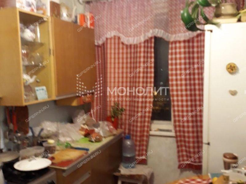 двухкомнатная квартира на улице Героев Космоса дом 52