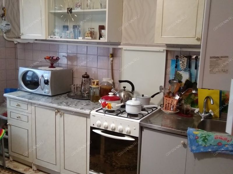 трёхкомнатная квартира на  деревня Берёзовка