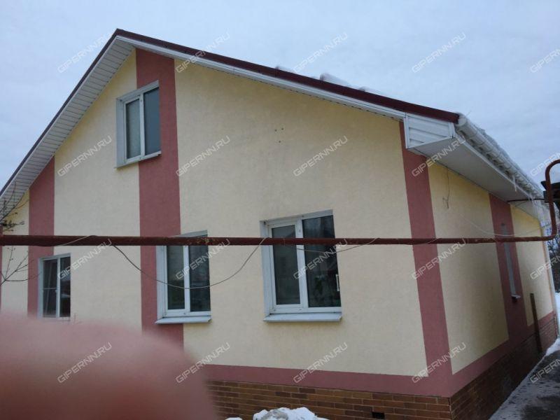 дом на улице Объединения