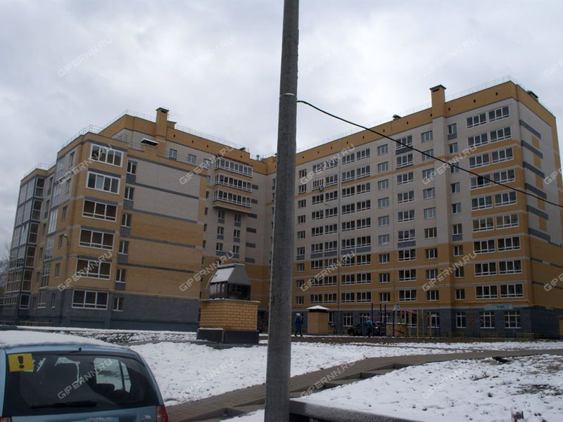 однокомнатная квартира на улице Героя Сутырина дом 15
