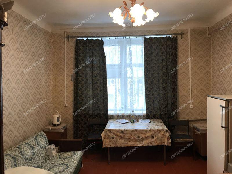 комната в доме 8а на улице Архитектурная