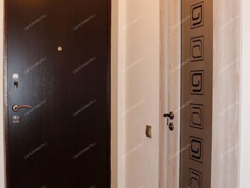 однокомнатная квартира на улице Бурнаковская дом 75