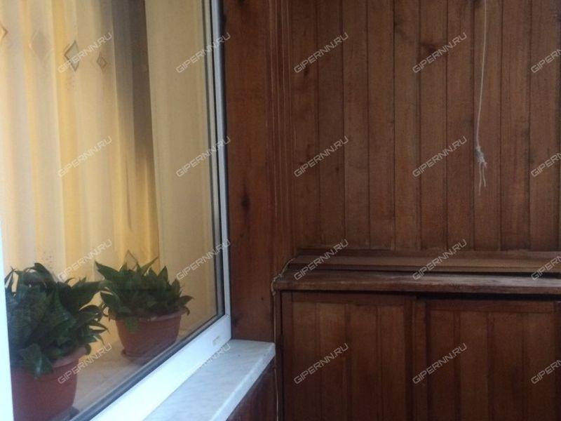 комната в доме 1 на улице Ларина