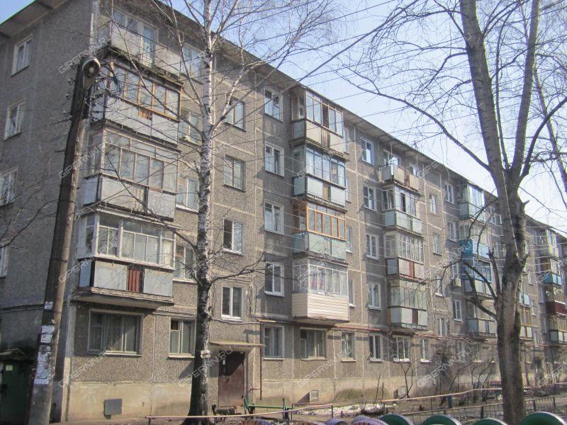 двухкомнатная квартира на улице Снежная дом 29 к2