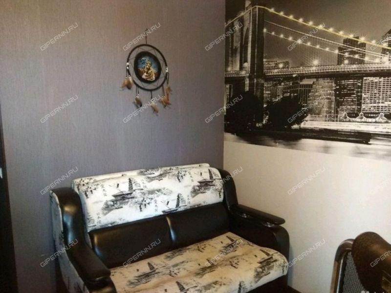 двухкомнатная квартира на проспекте Гагарина дом 101 к5