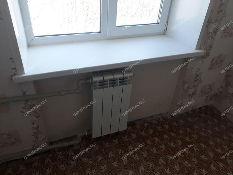 двухкомнатная квартира на улице Дзержинского дом 34 город Балахна