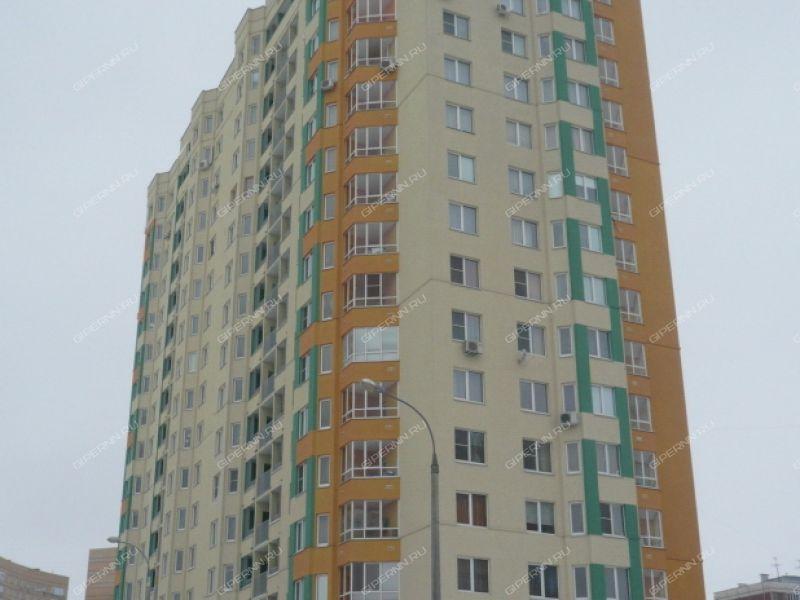 двухкомнатная квартира на улице Нижне-Печёрская дом 15