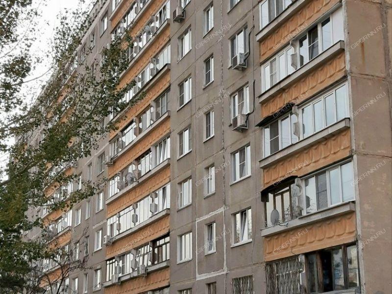 трёхкомнатная квартира на улице Пролетарская дом 3