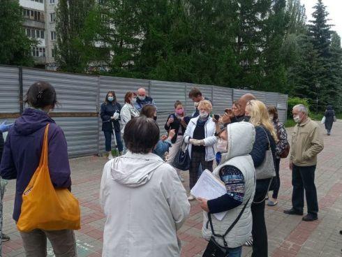 Жители Кузнечихи выступают против строительства «Макдоналдса»