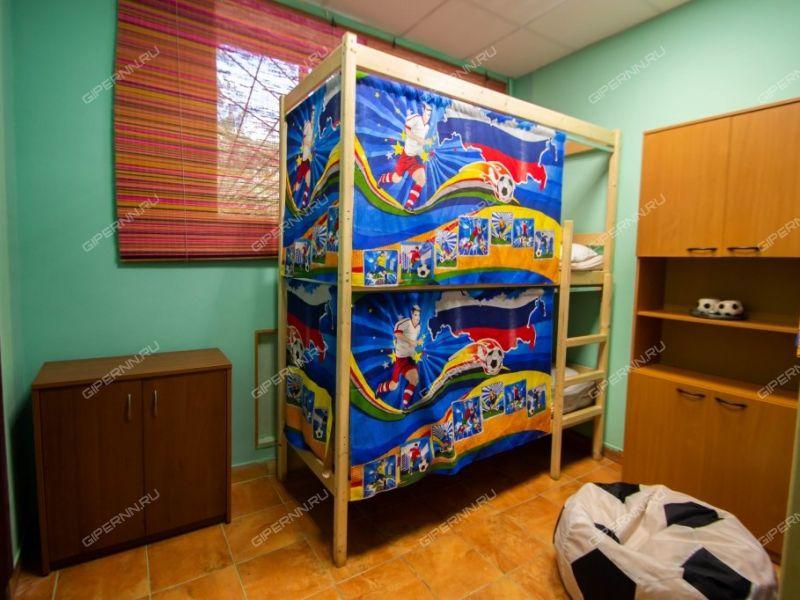 комната в доме 66 на улице Витебская