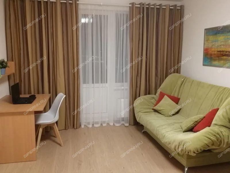 комната в доме 26 на улице Янки Купалы