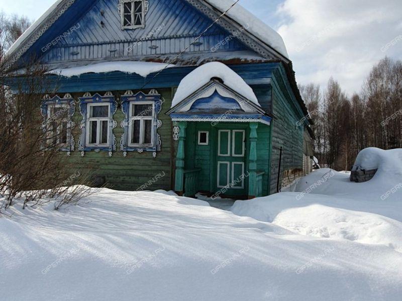 дом на  деревня Долгово, Останкинский сельсовет