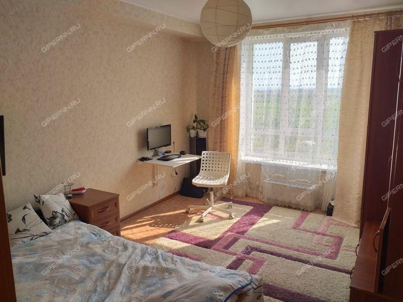двухкомнатная квартира на улице Богородская дом 12 посёлок Новинки