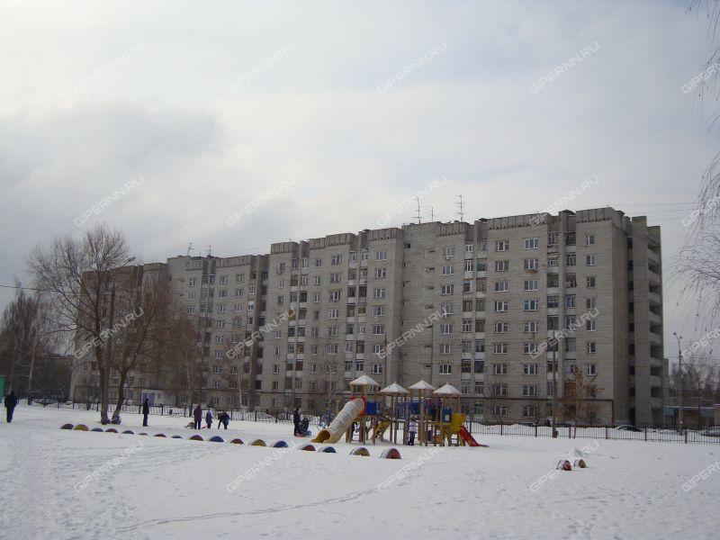 улица Пермякова, 22 фото