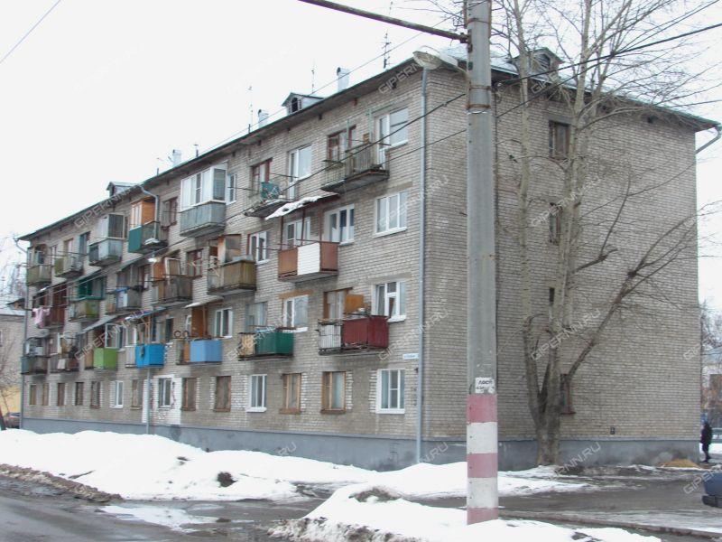 комната в доме 19 на улице Путейская