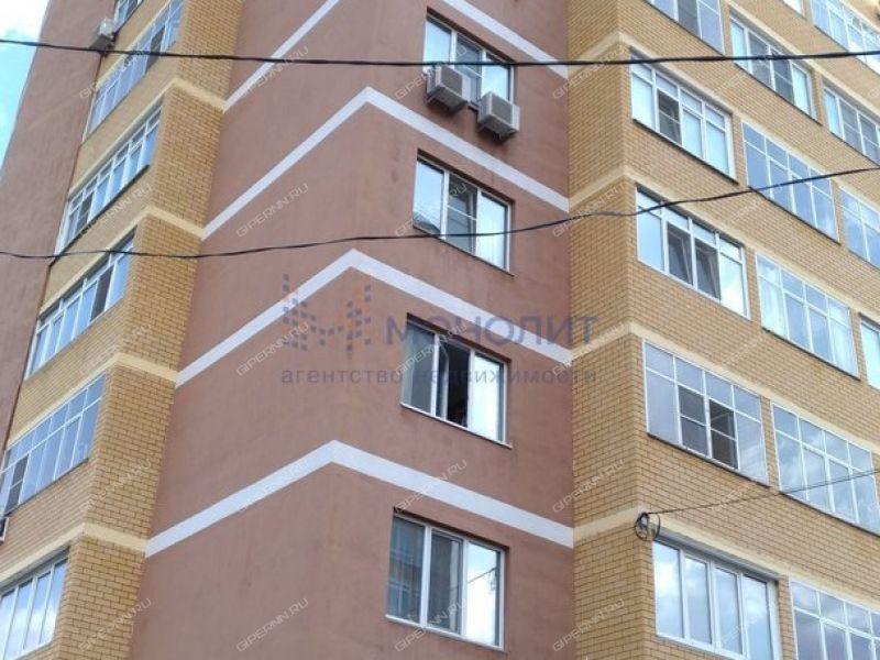 двухкомнатная квартира на улице Академическая дом 6 деревня Афонино