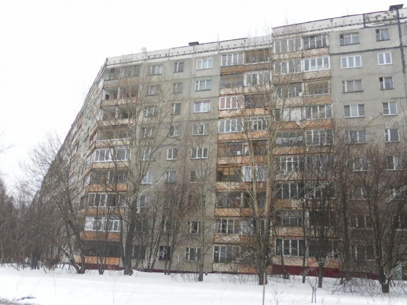 двухкомнатная квартира на улице Верхнепечёрская дом 4 к1