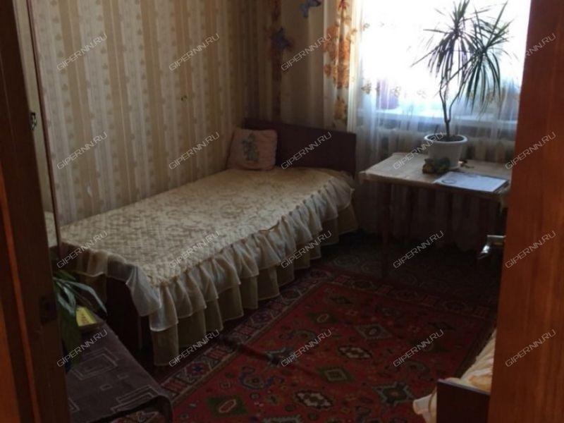 трёхкомнатная квартира в переулке Карла Маркса дом 6А город Богородск