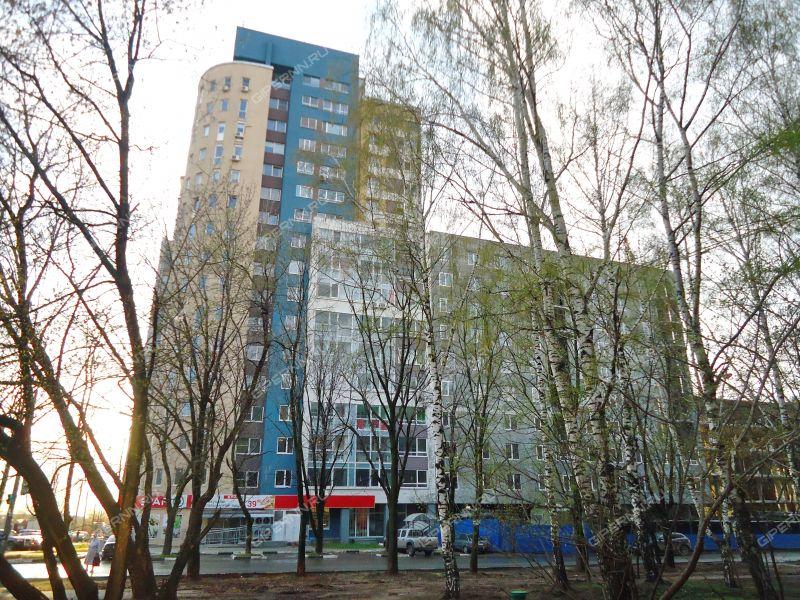 двухкомнатная квартира на Малой Ямской улице дом 65