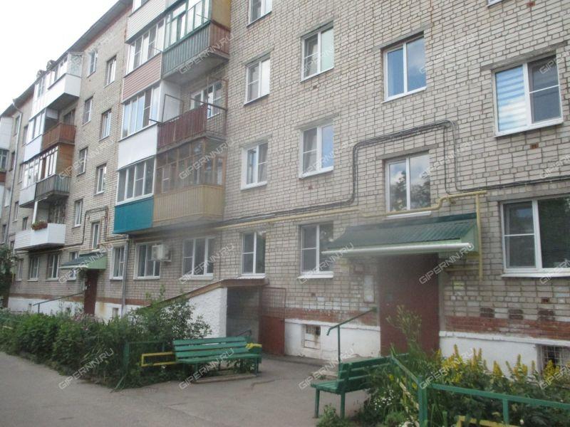 однокомнатная квартира в микрорайоне 2-й дом 2 город Богородск