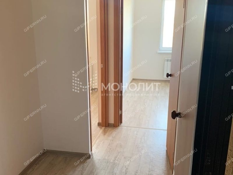 двухкомнатная квартира на улице 2-я Дорожная дом 9 посёлок Новинки