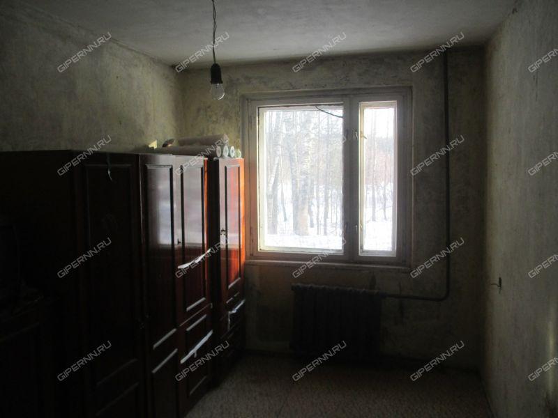 двухкомнатная квартира на улице Докучаева дом 9 рабочий посёлок Малое Козино