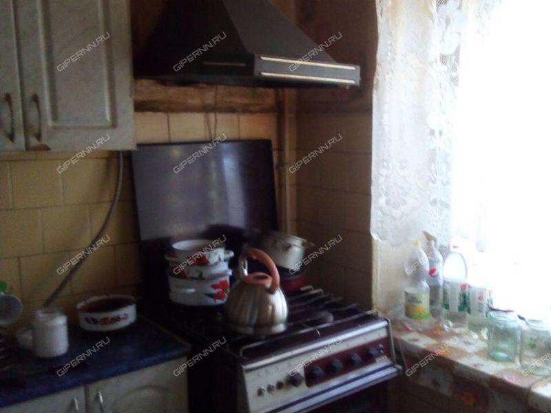 двухкомнатная квартира на улице Рязанова дом 3 город Балахна