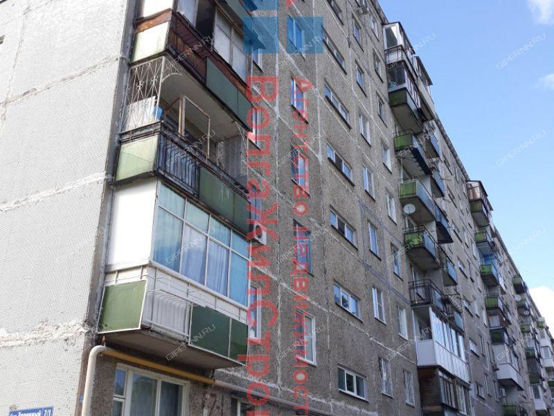 трёхкомнатная квартира на Заречном бульваре дом 7 к1
