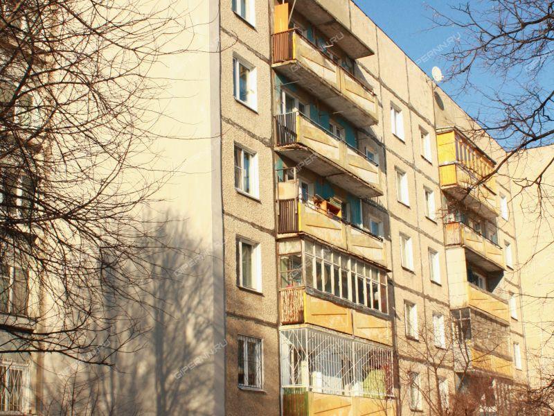 двухкомнатная квартира на улице Маршала Голованова дом 3а