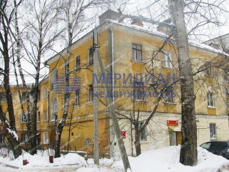 комната в доме 31 на улице Чаадаева