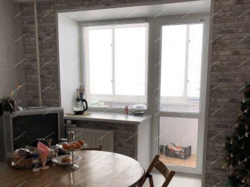 трёхкомнатная квартира на улице Московская дом 37 город Саров