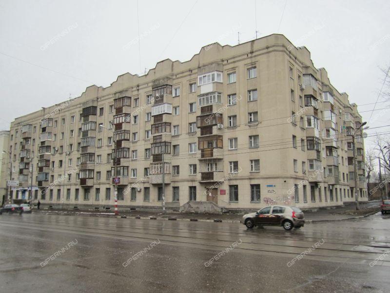 трёхкомнатная квартира на улице Октябрьской Революции дом 74