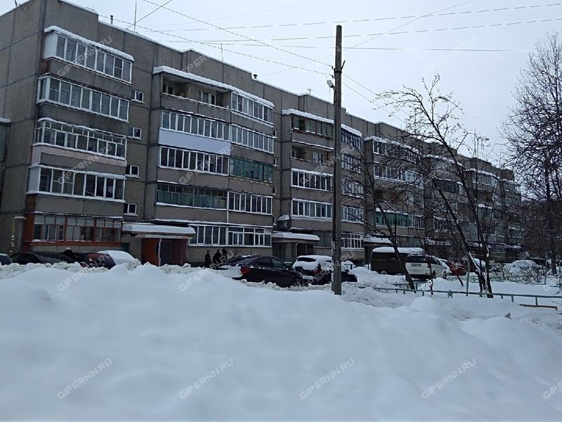 однокомнатная квартира на улице Туркова дом 5 город Богородск