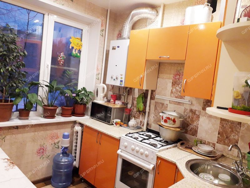 двухкомнатная квартира на улице Баренца дом 22