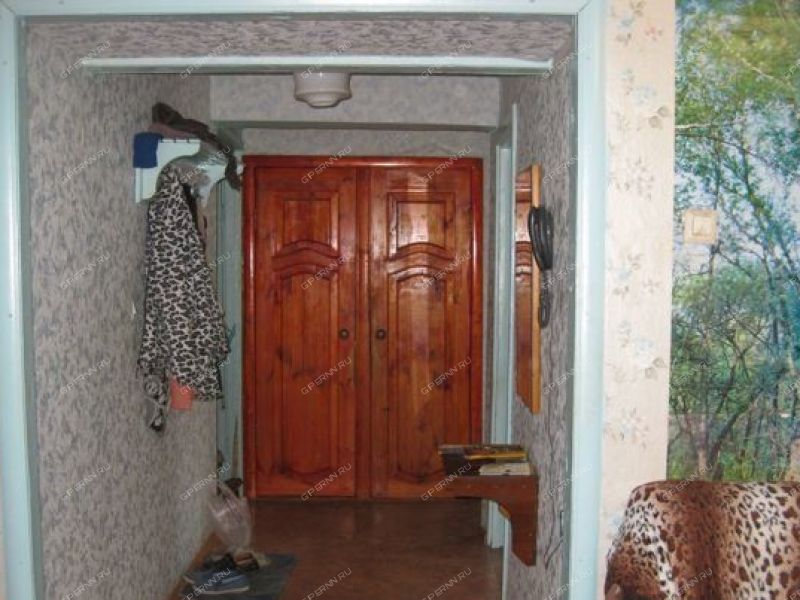 четырёхкомнатная квартира на улице Строителей дом 13А город Дзержинск