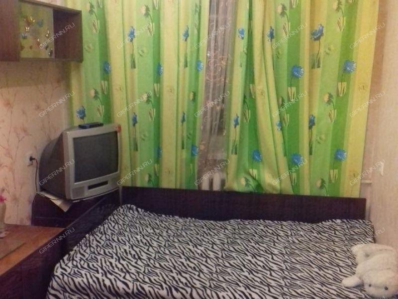 комната в доме 46 на улице Бекетова
