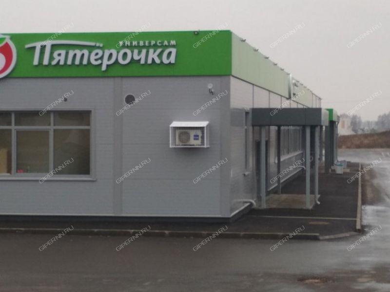 однокомнатная квартира в Чкаловском проезде дом 2 город Нижний Новгород